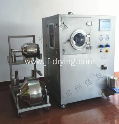 High Efficiency Tablet Pill Film Coating Machine