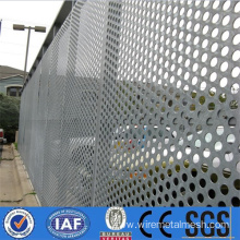 12.9mm Thick Perforated Metal Mesh