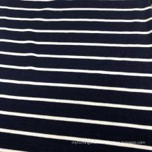 Rayon Spandex Yarn Dyed Stripe Fabric