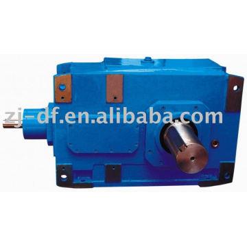 B série chanfrado engrenagem helicoidal indústria transmissão motor