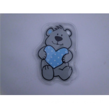Bear With Heart Gel Ice Pack