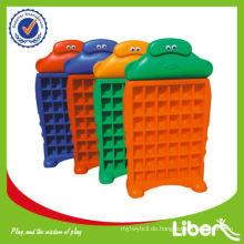 Kinder Kreativ Plastik Handtuch Cup Shelf LE-SK015