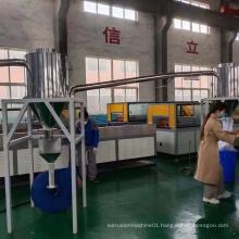 PVC Parallel Double-screw/single-screw Granulating Machine/ Waste Plastic Granule Making Machine