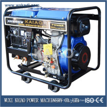 Diesel Welding Generator From WUXI KAIAO Factory