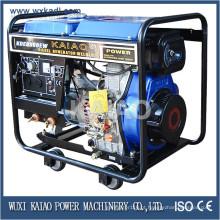 Gerador de solda a diesel da fábrica WUXI KAIAO