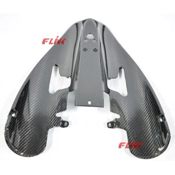 Motorcycle Carbon Fiber Parts Undertray for Yamha R1 04-06