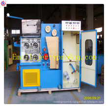 22DT(0.1-0.4)fine wire drawing machine with annealer