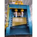 Waste Steel Plate Metal Tube Rebar Heavy Shear