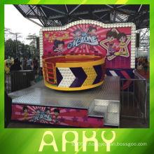 Machine de danse de parc d'attraction