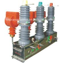 Disjuntor de vácuo de alta tensão ao ar livre (ZW32)