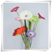Gerbera-Simulations-Blumen für Förderung