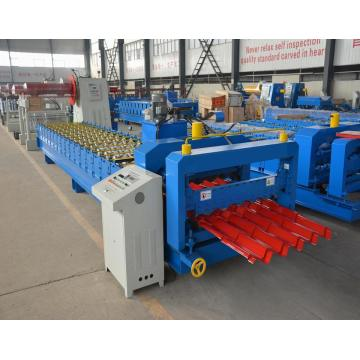 Color Steel Sheet Standard Roof Machine