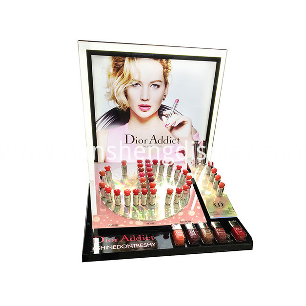 makeup display dior