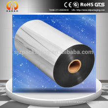 Metallized BOPP Film 18microns with Heat-Sealable