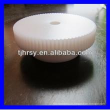 Engrenagem POM plástica com alta precisão