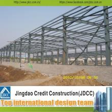 Professionelles Fertigbau-Lager & Gebäude aus Stahl