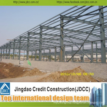 Professional Prefab Steel Structural Warehouse & Building