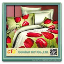 3d bedding set/bed cover/comforter set