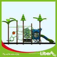 Aventure Type de parc d'attractions Enfants Paysage Jouer Structures Équipement d'aire de jeux extérieure