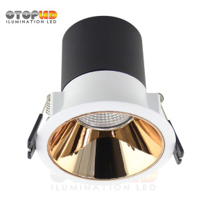Led Down Moudle Mr 16 Penggantian Moudle Rose Gold warna