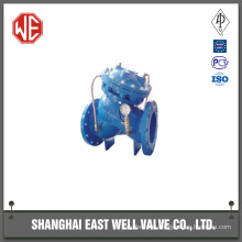 East Well Multi-functional pump control valve, Valves Manufacturer