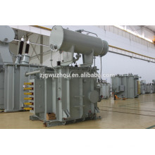 12MVA Single phase transformer of 12000tpy FeSi Furnace at steel arc furnace