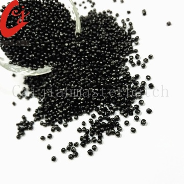 Customized for Black Tube Master Batch Granules Universal Black Masterbatch Granules supply to India Supplier