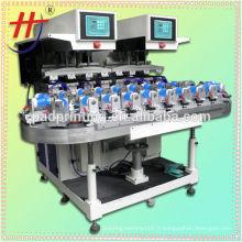 Prix de vente chaud imprimante HP-300HZ pad pad, kent pad imprimante, appuyez sur une imprimante imprimante pour 8 couleurs