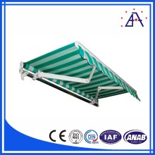 Briiliance high quality and hot sell aluminum window awning profile