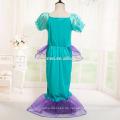 Neue Design Kinder Cosplay Kleid Meerjungfrau Kinder Kleid Baby Mädchen Prinzessin