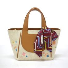 Blank Tote Bags Bucket Basket Tote Bag