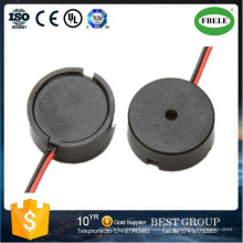 Piezo 14mm Piezo Buzzer for Security Buzzer
