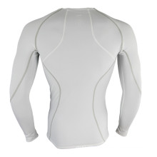 Customized Men Short Sleeve Compression Running Wear (ARC-080)