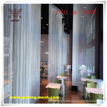 Knuckle Type Chain Link Mesh/ Decorative Mesh