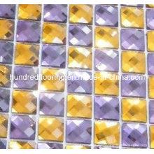 Mosaico de mosaico de espejo de diamante mosaico (hd048)