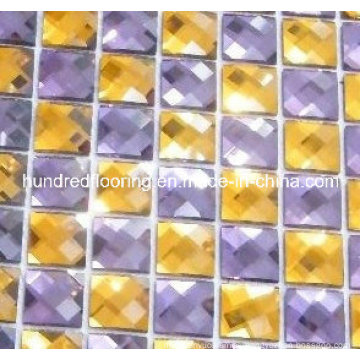 Mosaic Tile Diamond Mirror Mosaic (HD048)