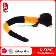 Différents types de jouets pour animaux de compagnie pour chien et chat
