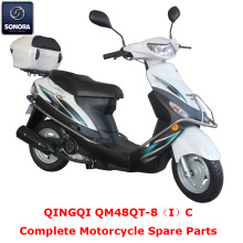 Qingqi QM48QT-8 Complete Motorcycle Spare Parts