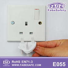 FABE Brand E055 England Baby Safety Outlet Covers
