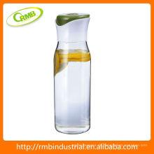 Glas Luft engen Krug Geschirr