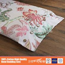2016 custom professional designs bed sheet bedding set
