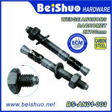 Сделано в Китае Высококачественный бетонный клин-анкер / анкер-удлинитель