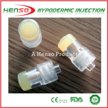 Henso Disposable Transparent Heparin Cap