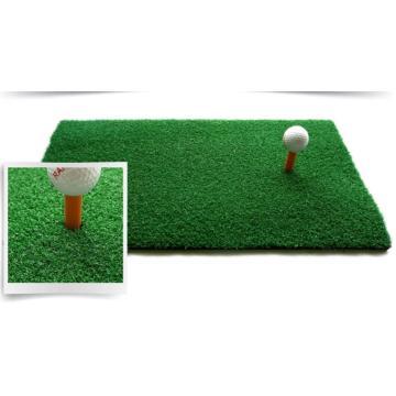 Plancher artificiel de sports d'herbe de tapis de mini golf de PE