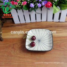 2015 wholesale ceramic porcelain dinner plate restaurant dinner plate