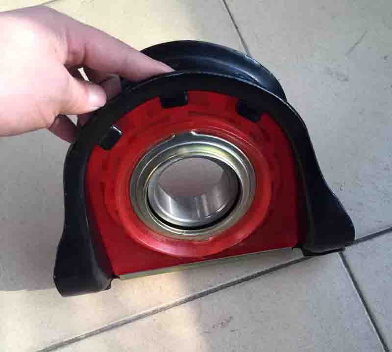 Pu Rubber Center Bearing