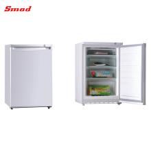 Portable Table Top mini single door Vertical freezer with Lock