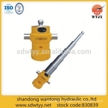 side-dumping telescopic hydraulic cylinder from shandong
