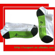custom men cotton ankle sports socks