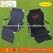 Outdoor portable folding sports chair